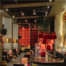 The Dragon Bar at Buddha-Bar